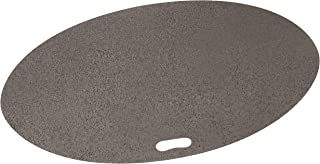 product image for The Original Grill Pad Gray Grill Pad, Oval