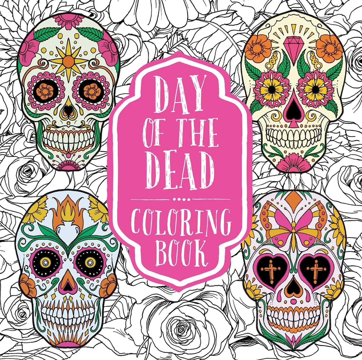 - Day Of The Dead Coloring: Mazzara, Mauro, Bianchi, Andrea