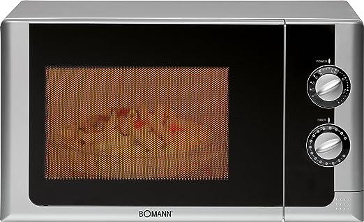 Bomann MWG 2210U CB - Microondas con 5 niveles de potencia ...