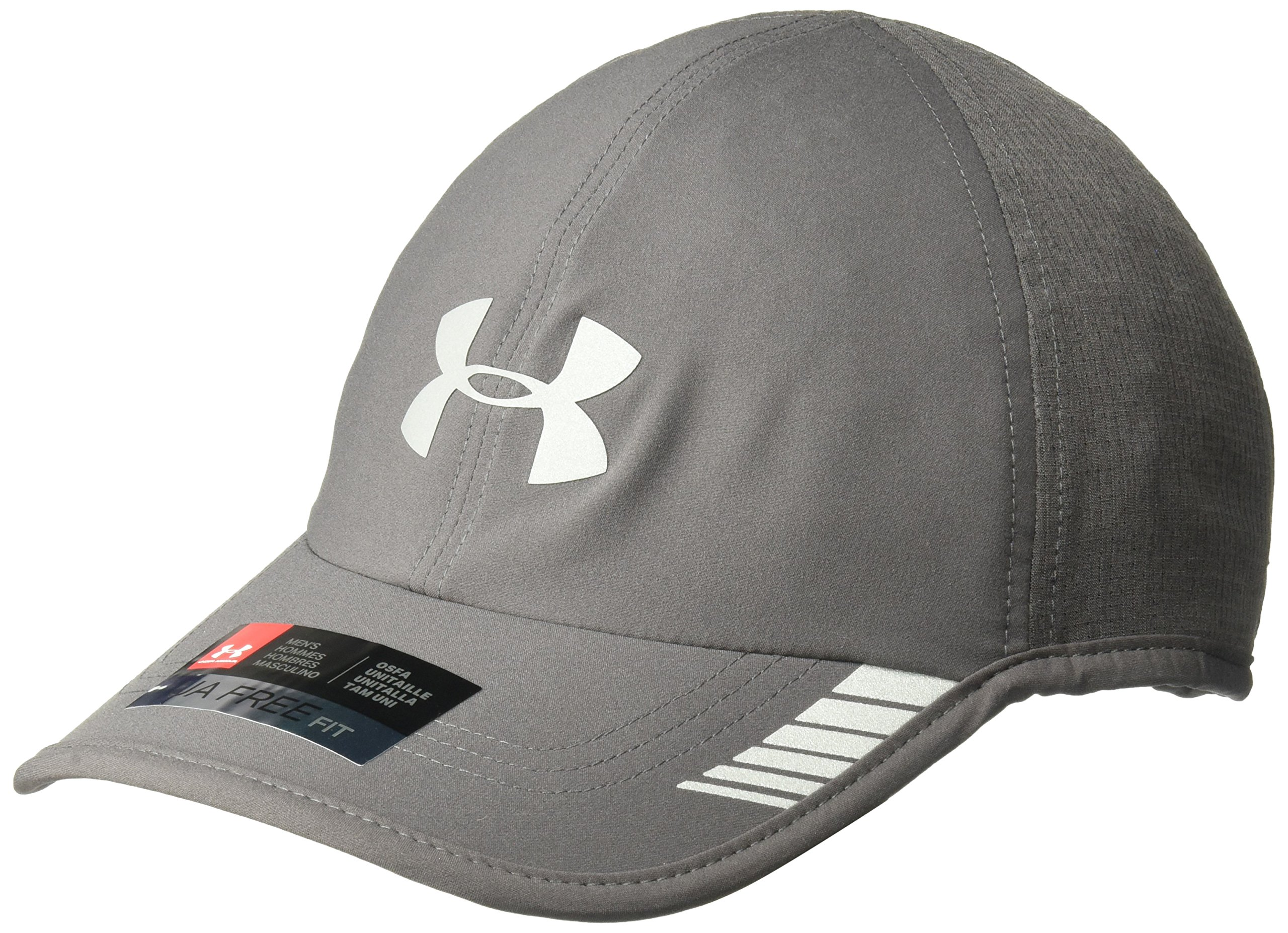 Under Armour Men's Launch ArmourVent Cap, Charcoal , One Size