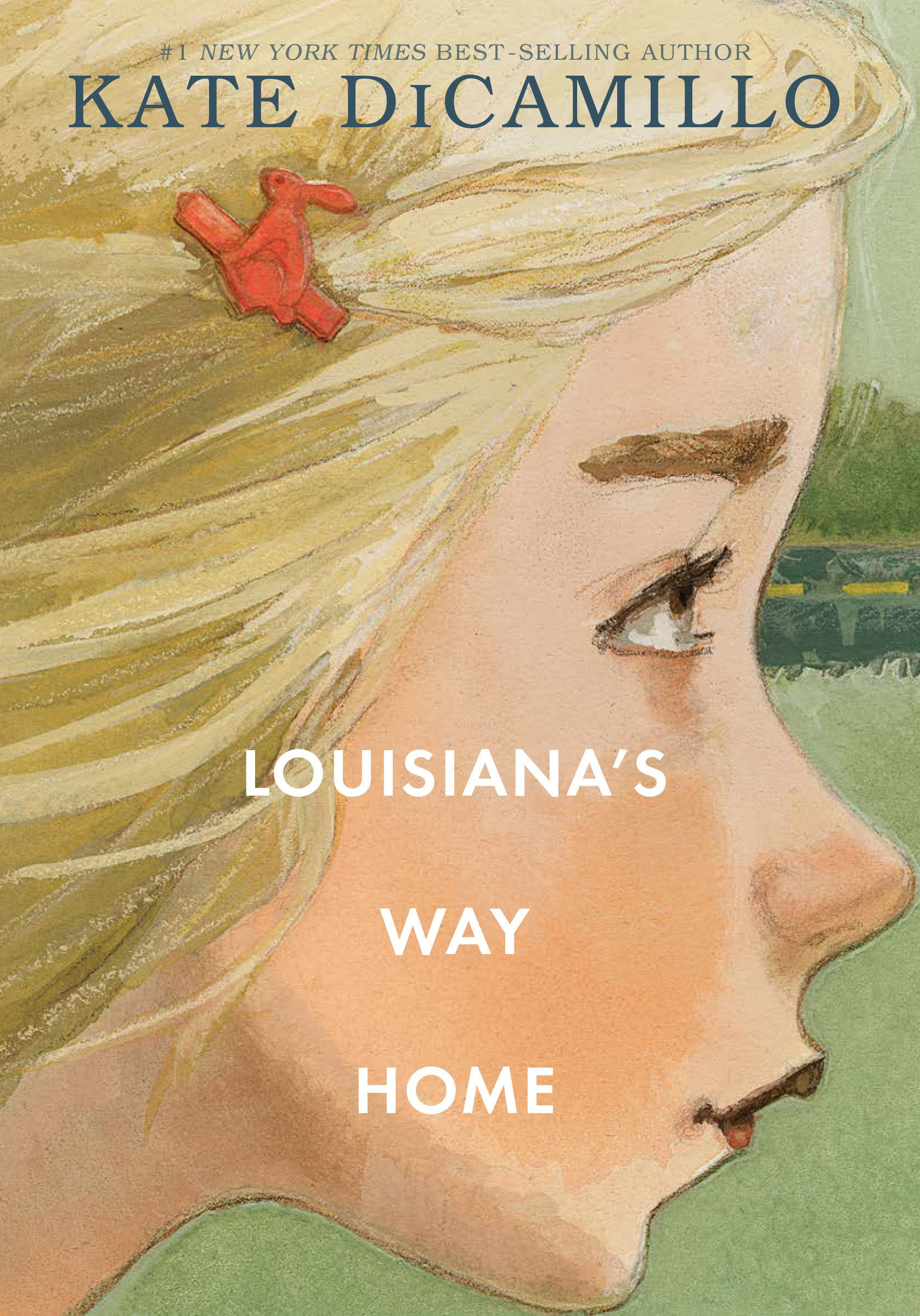 Cover art for the book entitled Louisiana's Way Home