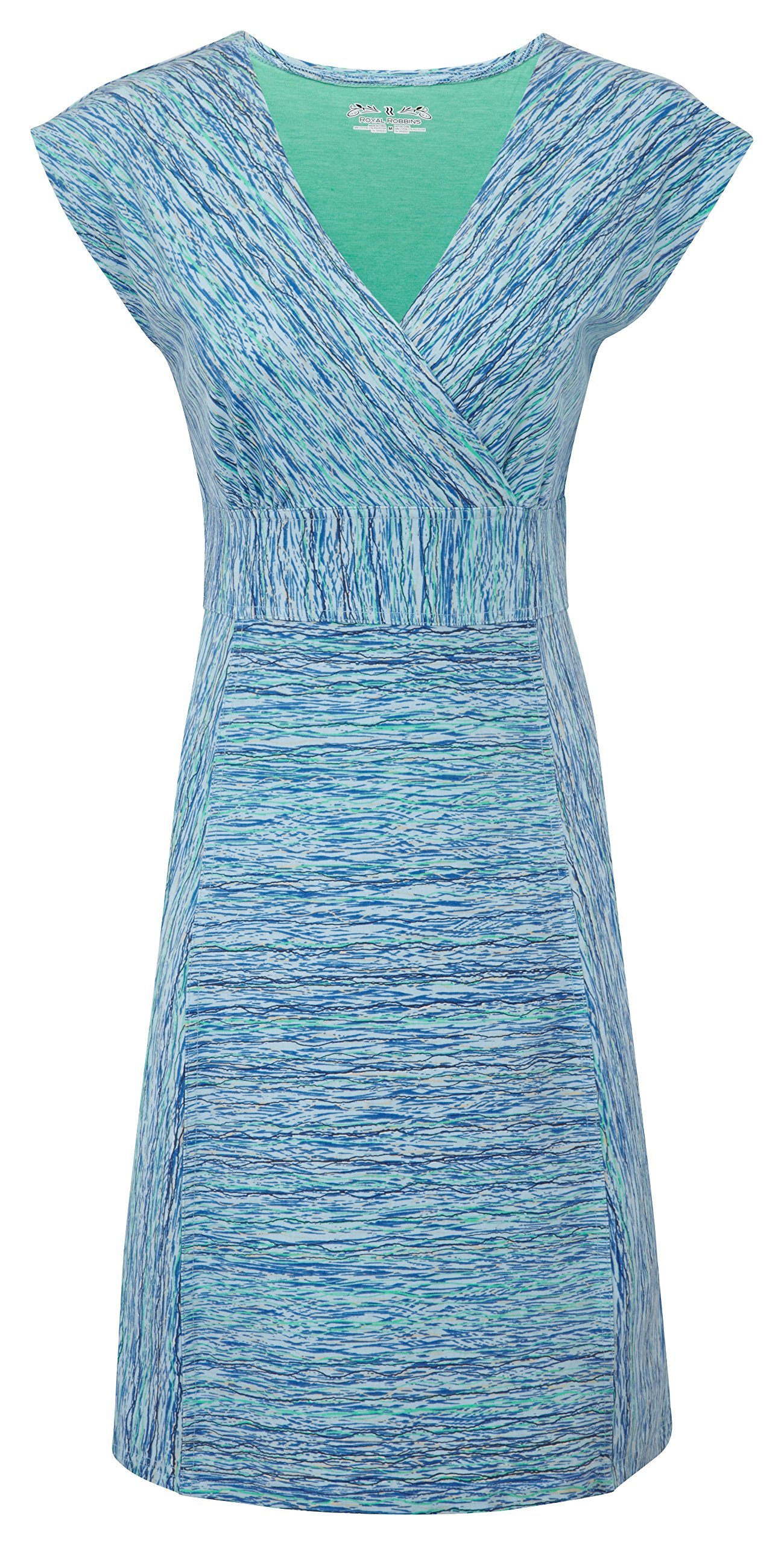 Royal Robbins Women's Essential Rio Dress Light Lapis Dress XS