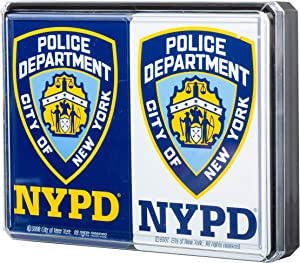 Artisan Owl Set of 2 City of New York Police Department Officially Licensed Playing Cards