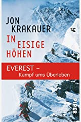 In eisige Höhen: EVEREST - Kampf ums Überleben (German Edition) Kindle Edition