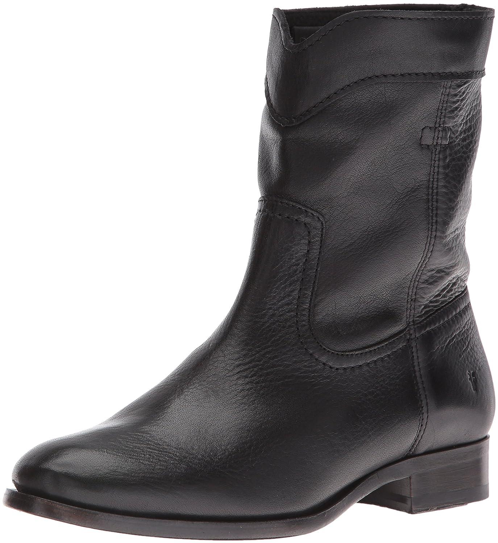 FRYE Women's Cara Roper Short Boot B01BNULNB0 5.5 B(M) US|Black