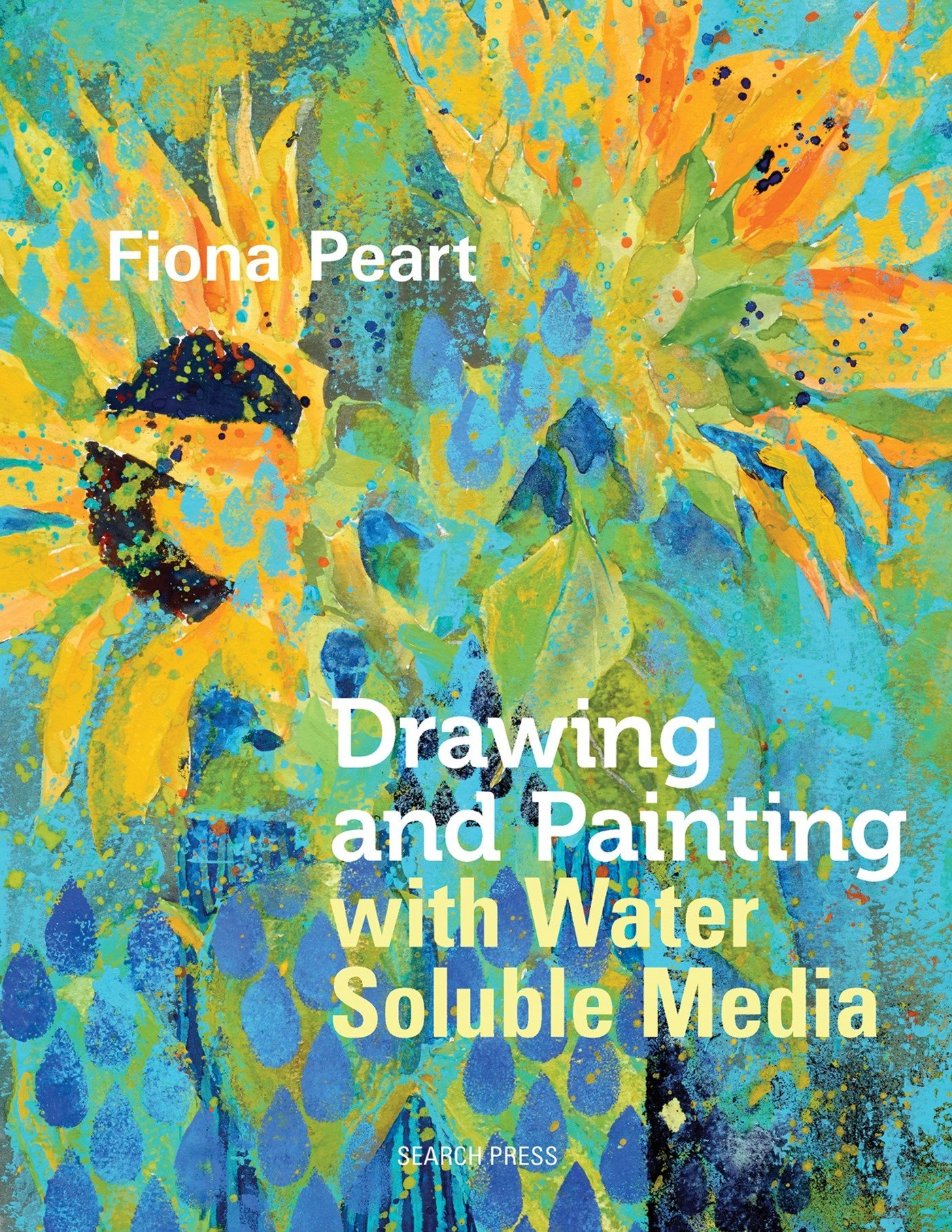 Drawing /& Painting with Water Soluble Media