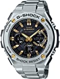 [カシオ]CASIO 腕時計 G-SHOCK ジーショック G-STEEL 電波ソーラー GST-W110D-1A9JF メンズ