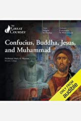 Confucius, Buddha, Jesus, and Muhammad Audible Audiobook