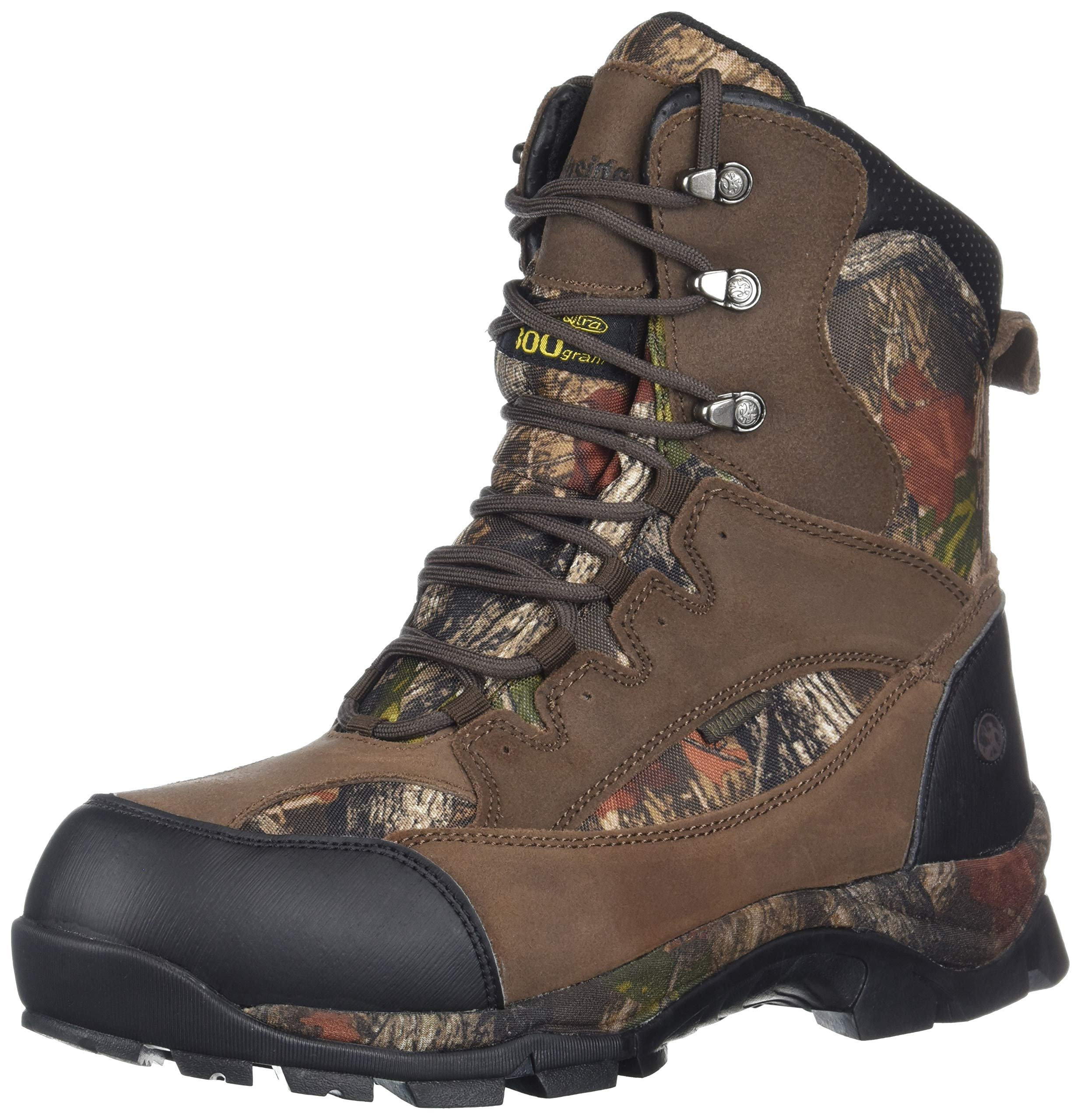 Northside Men's Renegade 800 Backpacking Boot, Daybreak Brown, 10.5 Medium US by Northside