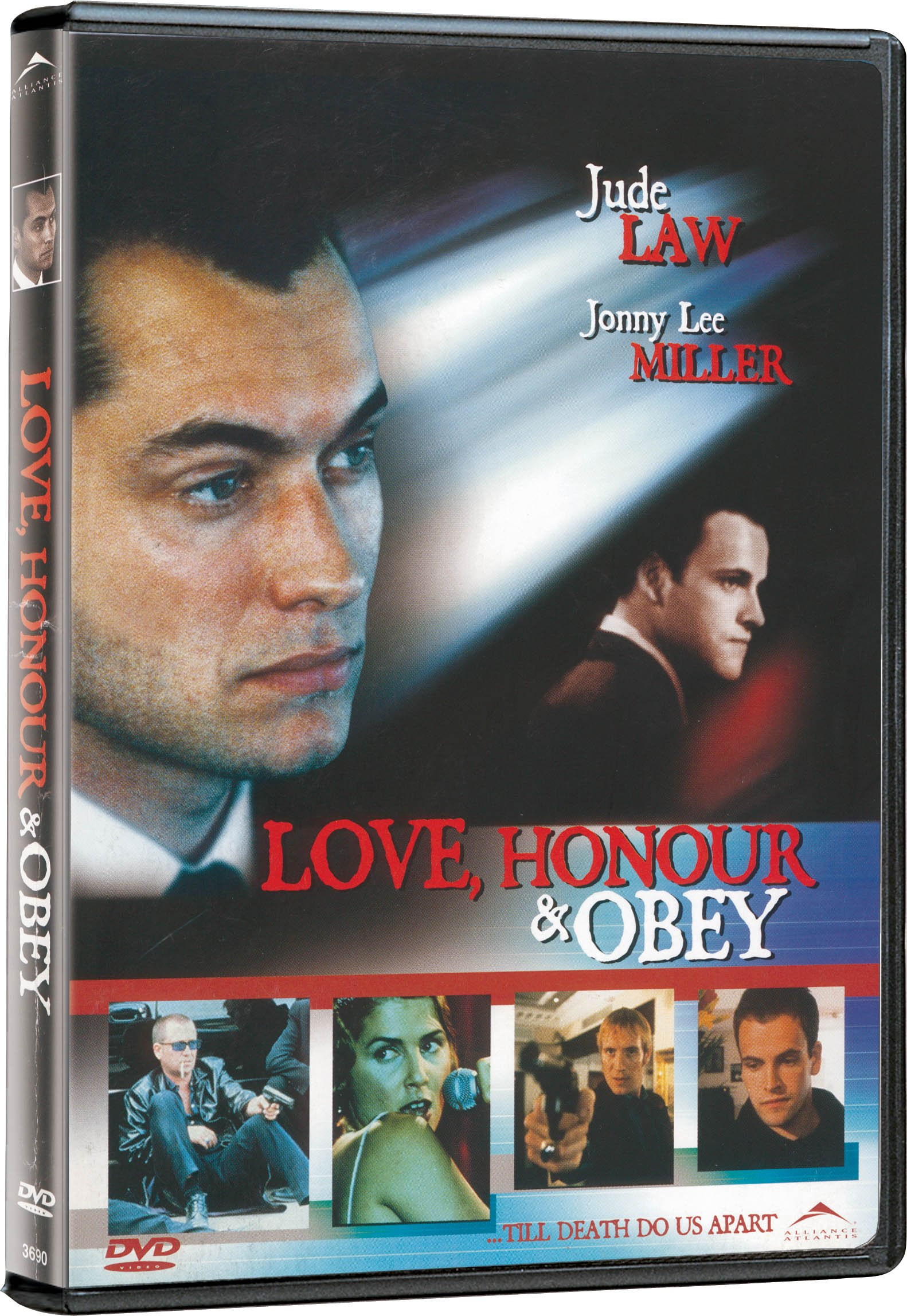 Love, Honour & Obey aka Gangsters, Sexe et Karaoke [English & French] [DVD] ebook