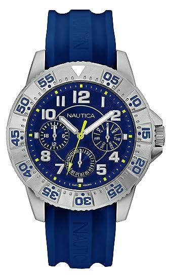 3c744af8b24d Náutica NAD13540G Reloj para Hombre