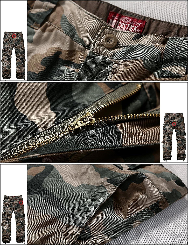 Pantalones para hombre Match