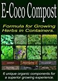 Organic Compost for Herbs for USE in POTS & CONTAINERS - Ready to USE (5 litres)