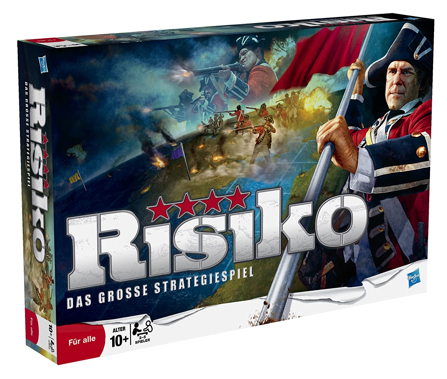 Risiko Strategiespiel