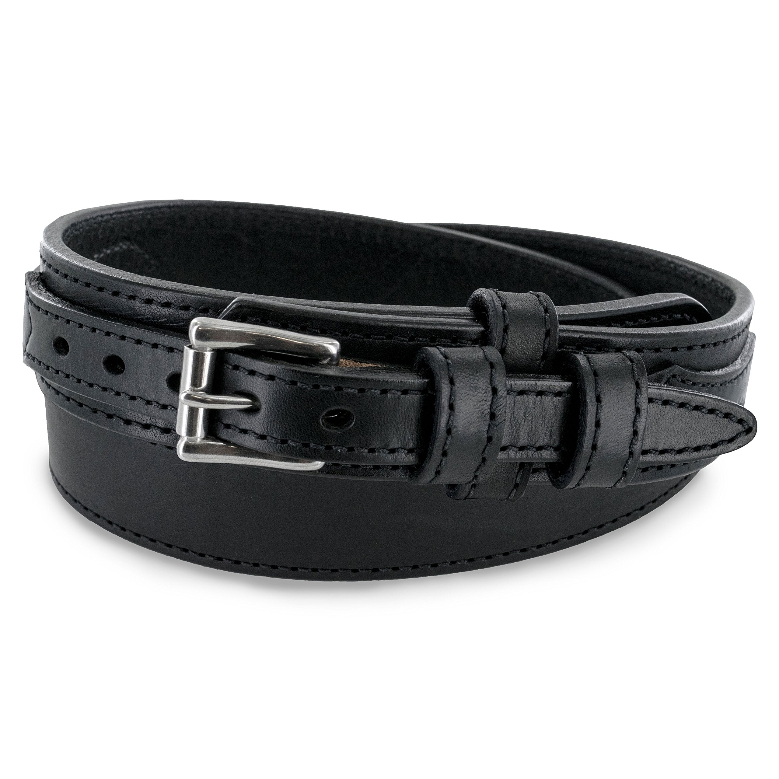 Hanks A3100 Ranger Belt 14oz USA Made - Black - Size 38