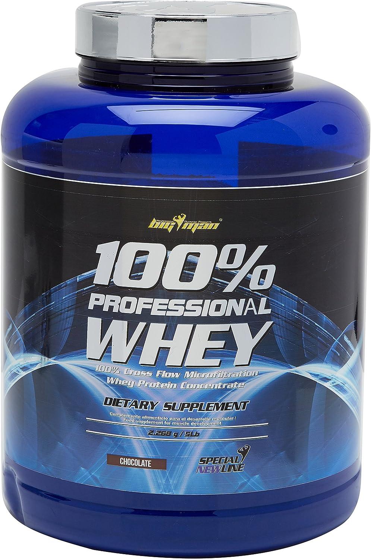 Big Man Nutrition 100% Professional Whey Concentrado de ...