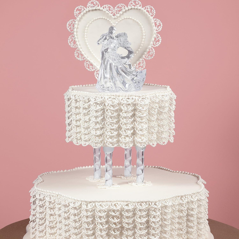 Amazon.com: Wilton Perfect Performance Round Cake Pan Set, 2105-0472 ...
