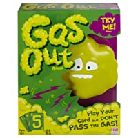Mattel Games DHW40 Gas Out