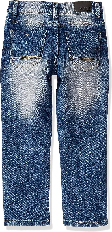 Southpole Boys Little Slim Stretch Biker//Moto Denim Pants