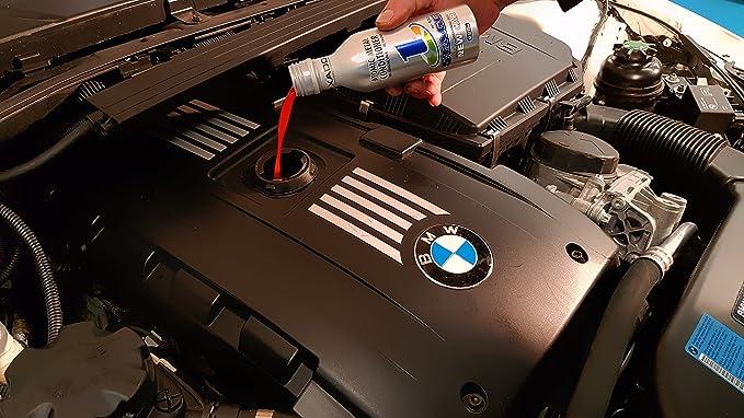 XADO Aditivo de aceite para motor de automóvil nuevo - protección para motor - aditivo para reparación y contra desgaste, acondicionador de metal atómico ...