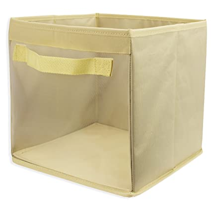 Superieur EASYVIEW Storage Solutions Off White Cube/Tote