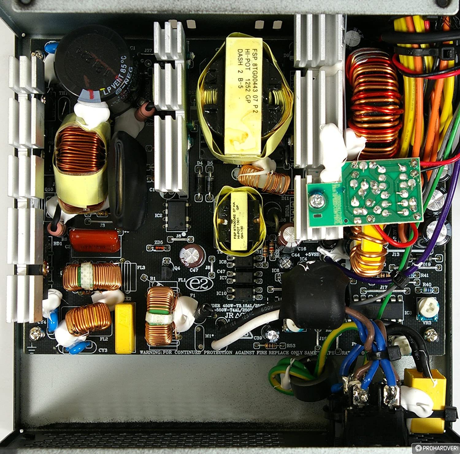 Buy Antec Vp450p 450w Power Supply Online At Low Prices 450 W Smps Circuit Diagram In India Reviews Ratings