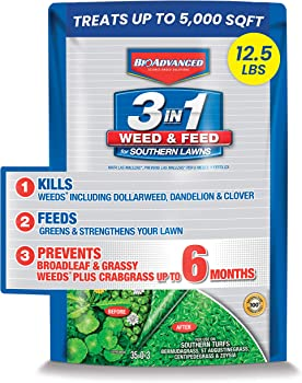 BIOADVANCED 12.5 pounds Granular Weed And Feed