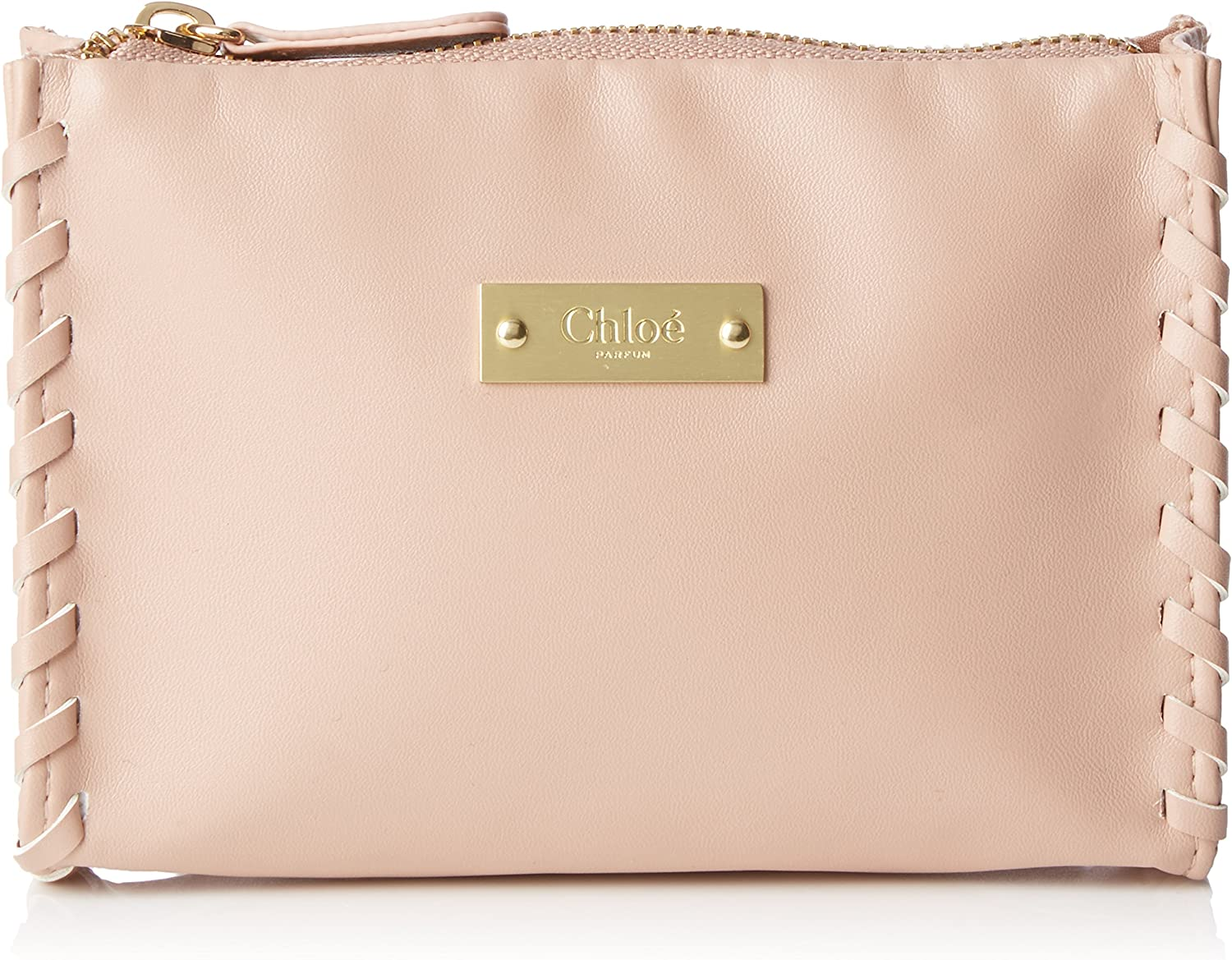 Chloe parfums Small Pouch/Bag Nude/Light Pink Labeled * New & Boxed: Amazon.es: Electrónica