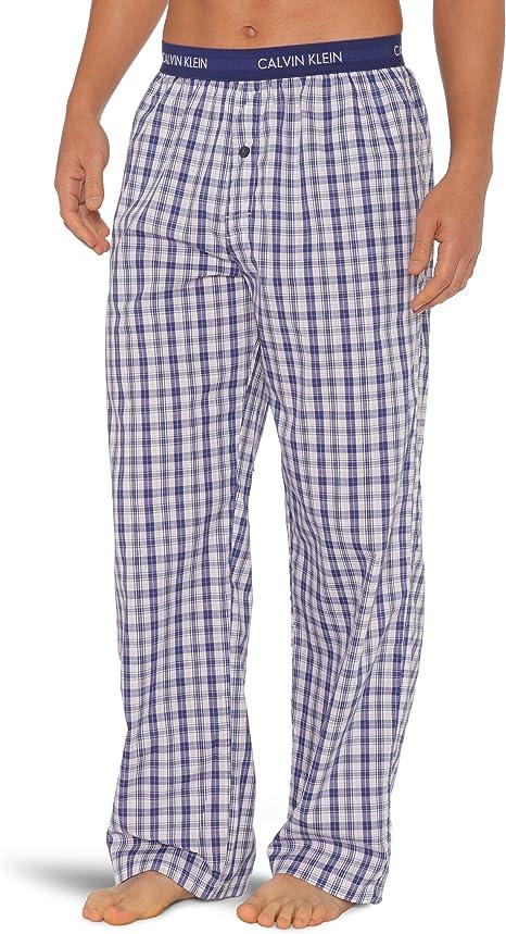 Calvin Klein - Pijama a Cuadros para Hombre, Talla S, Color ...