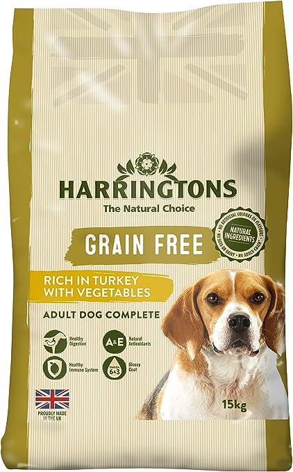 Harringtons Complete Grain Free Pet Food 15 Kg