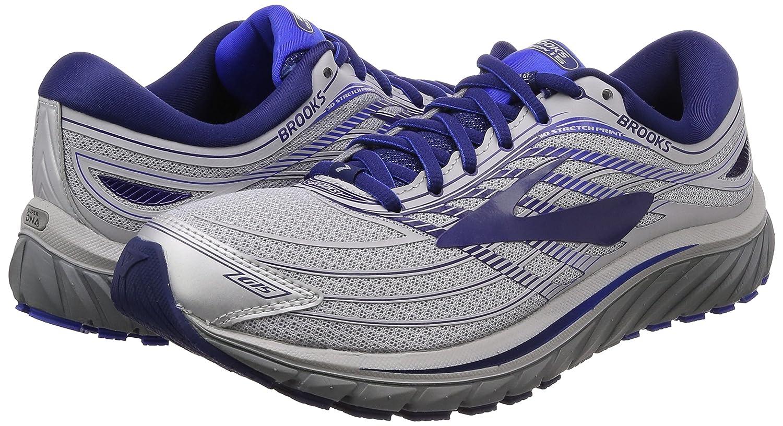 Brooks Men's Glycerin 15 Silver/Navy/Blue Running 14 D US B07282JF2D Running Silver/Navy/Blue 5de8b0