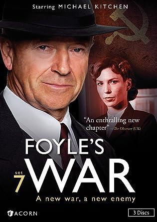 24f7df59742e4 Amazon.com  Foyle s War  Set 7  Michael Kitchen