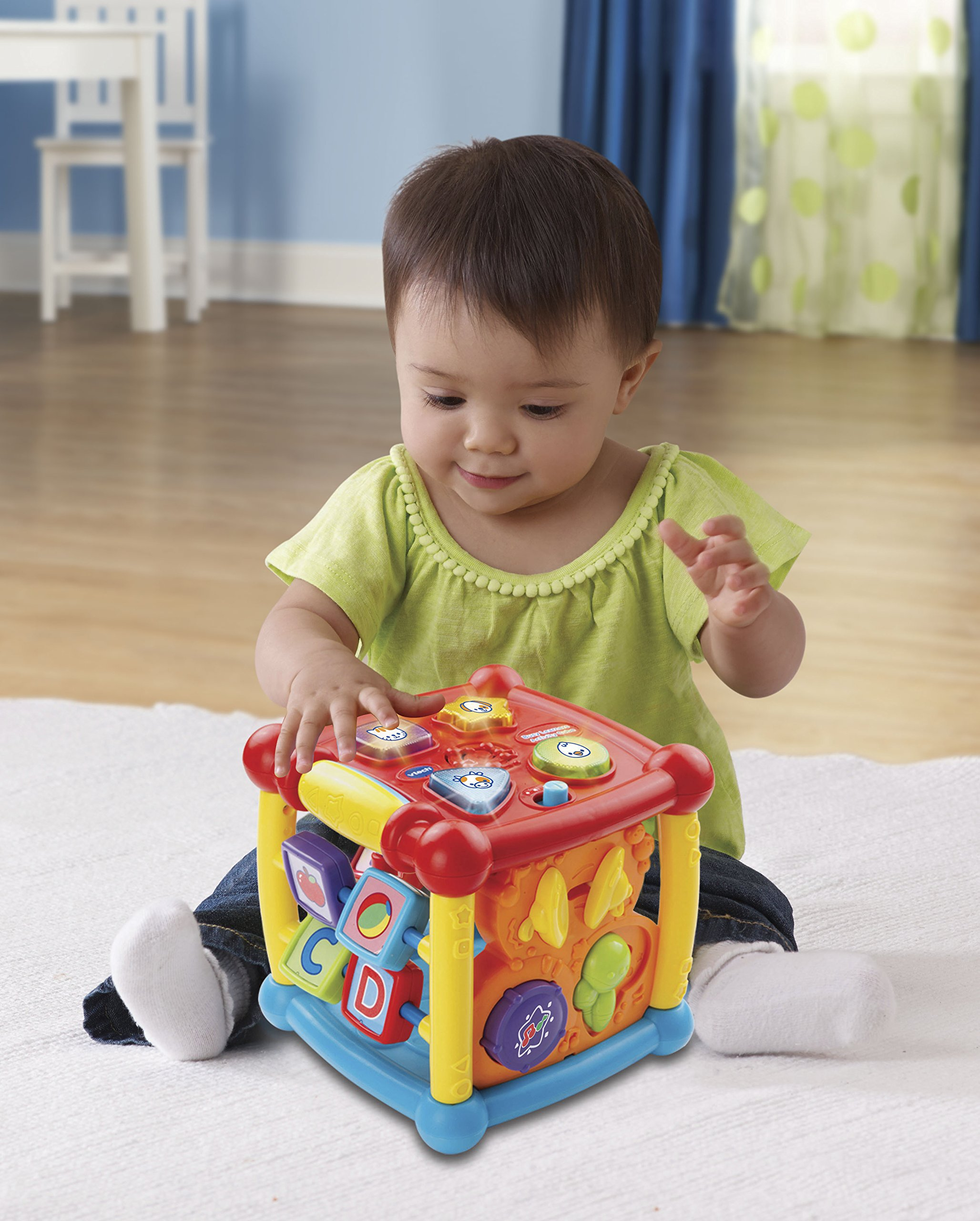 VTech Busy Learners Activity Cube by VTech (Image #4)
