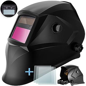 Automatik Solar Schweißhelm Schweißmaske Schweißschirm Schweißschild Schutzhelm