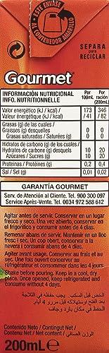 Gourmet - Zumo de manzana - 3 x 200 ml: Amazon.es: Alimentación y ...