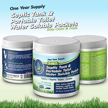 Great Holding Tank U0026 Septische Behälterbelüftung Parfum Und WC Behandlung  Tablets. Einfache Nutzung Packungen Für