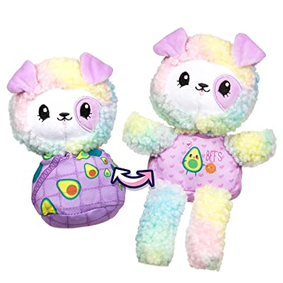 Pikmi Pops Pajama Llama & Friends Single Pack - 1pc Scented Plush Toy Animal in Popcorn Box, 75492: Toys & Games
