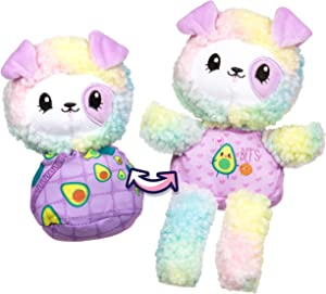 Pikmi Pops Pajama Llama & Friends Single Pack - 1pc Scented Plush Toy Animal in Popcorn Box, 75492