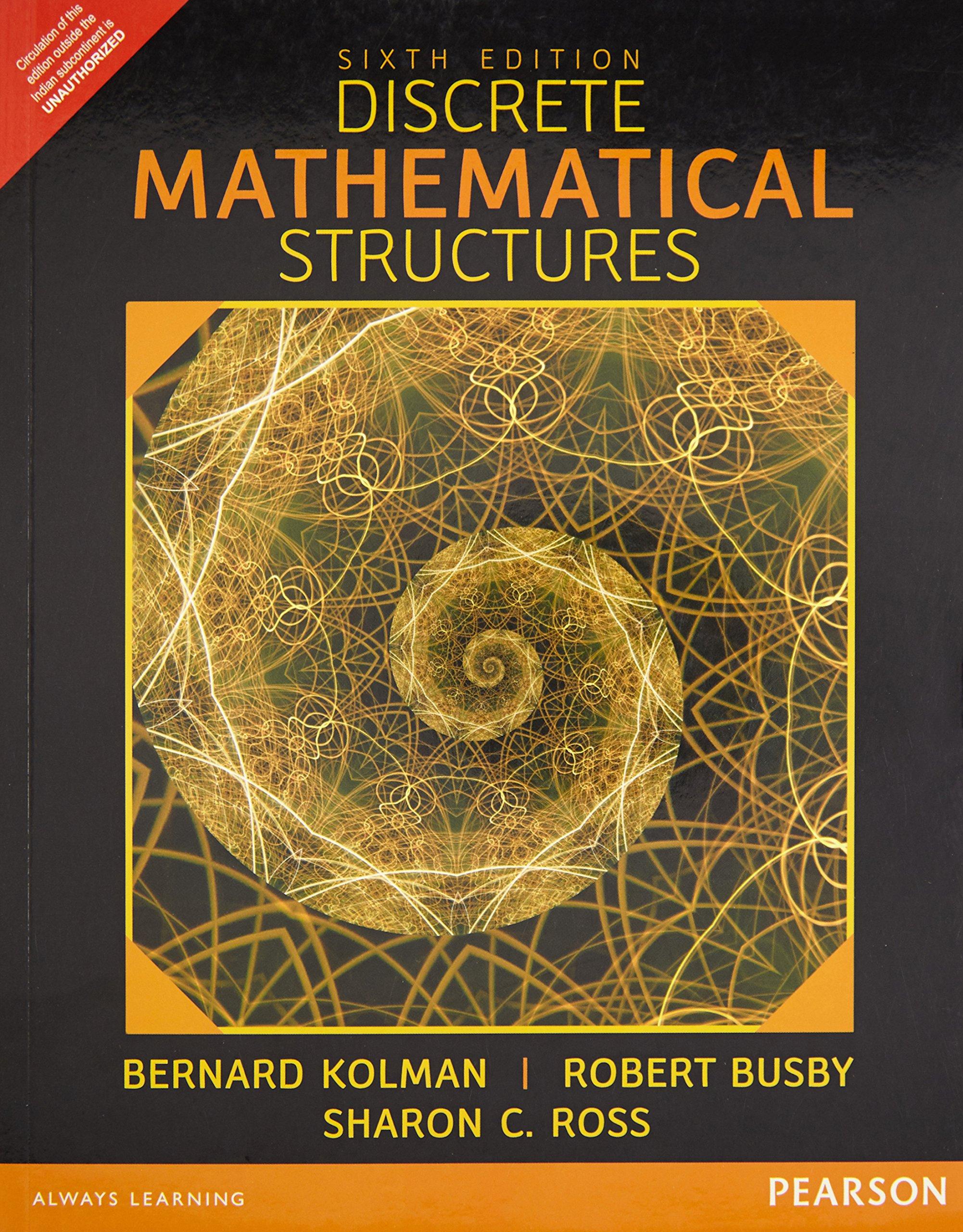 Discrete Mathematical Structures By Kolman Pdf