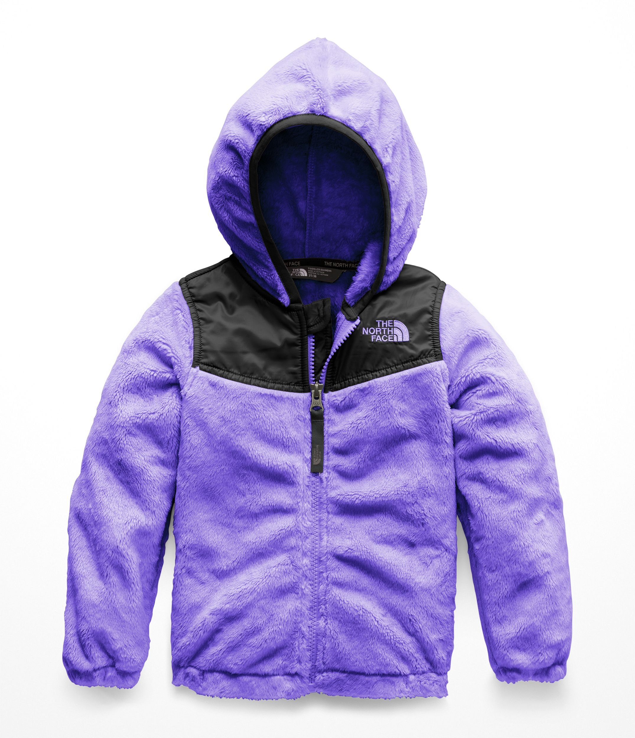 The North Face Todd Girls OSO Hoodie - Dahlia Purple - 4T
