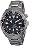 Watch Seiko Prospex SUN019 Kinetic GMT Divers Man