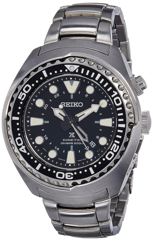 Watch Seiko Prospex Sun019 Kinetic Gmt Divers Man Sun043 Watches