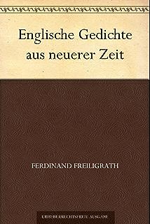 englishe gedichte