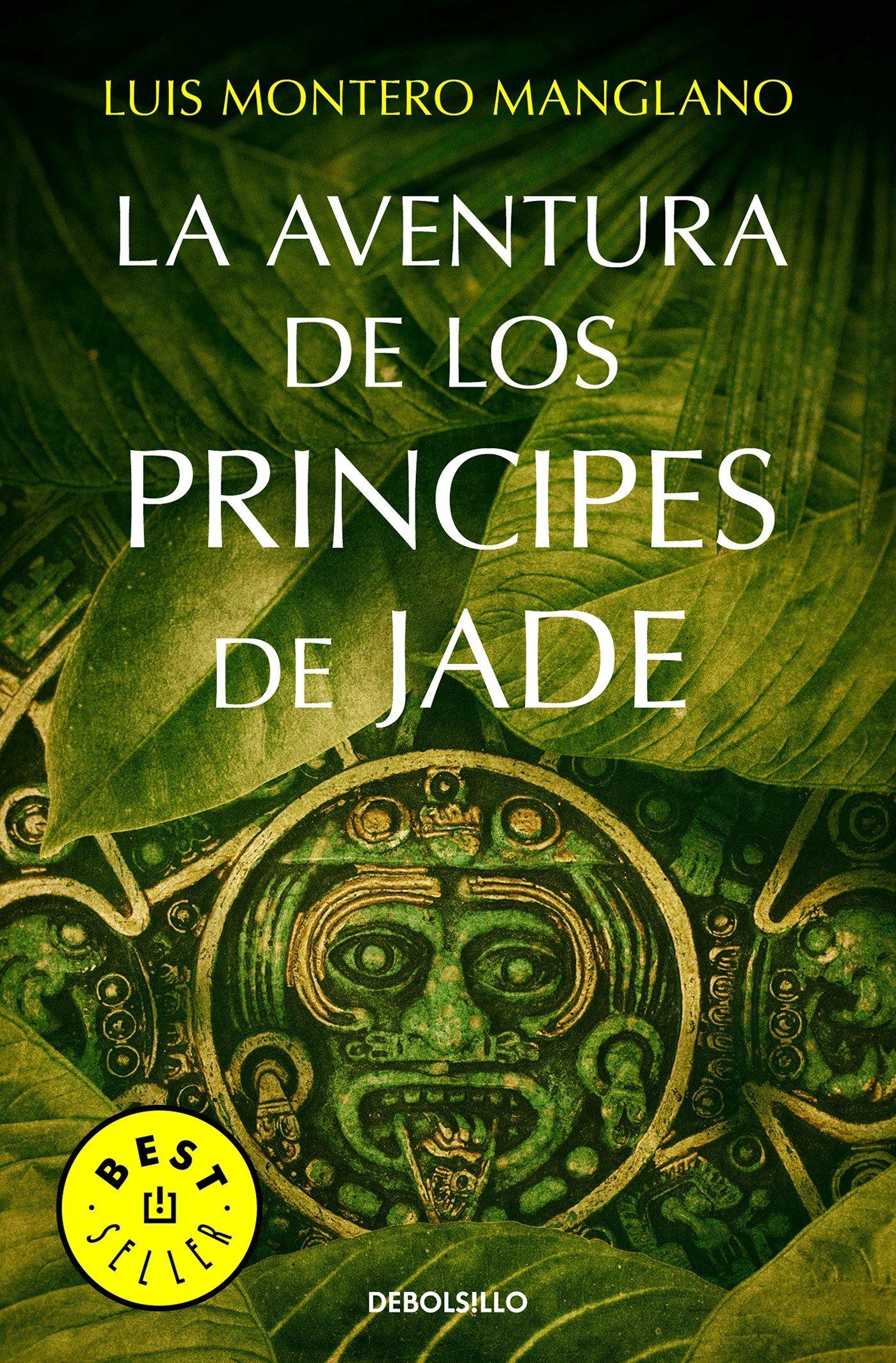 La aventura de los Príncipes de Jade (Best Seller): Amazon.es: Montero Manglano, Luis: Libros