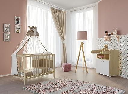 Polini bambini baby camera da letto set con culla lettino e