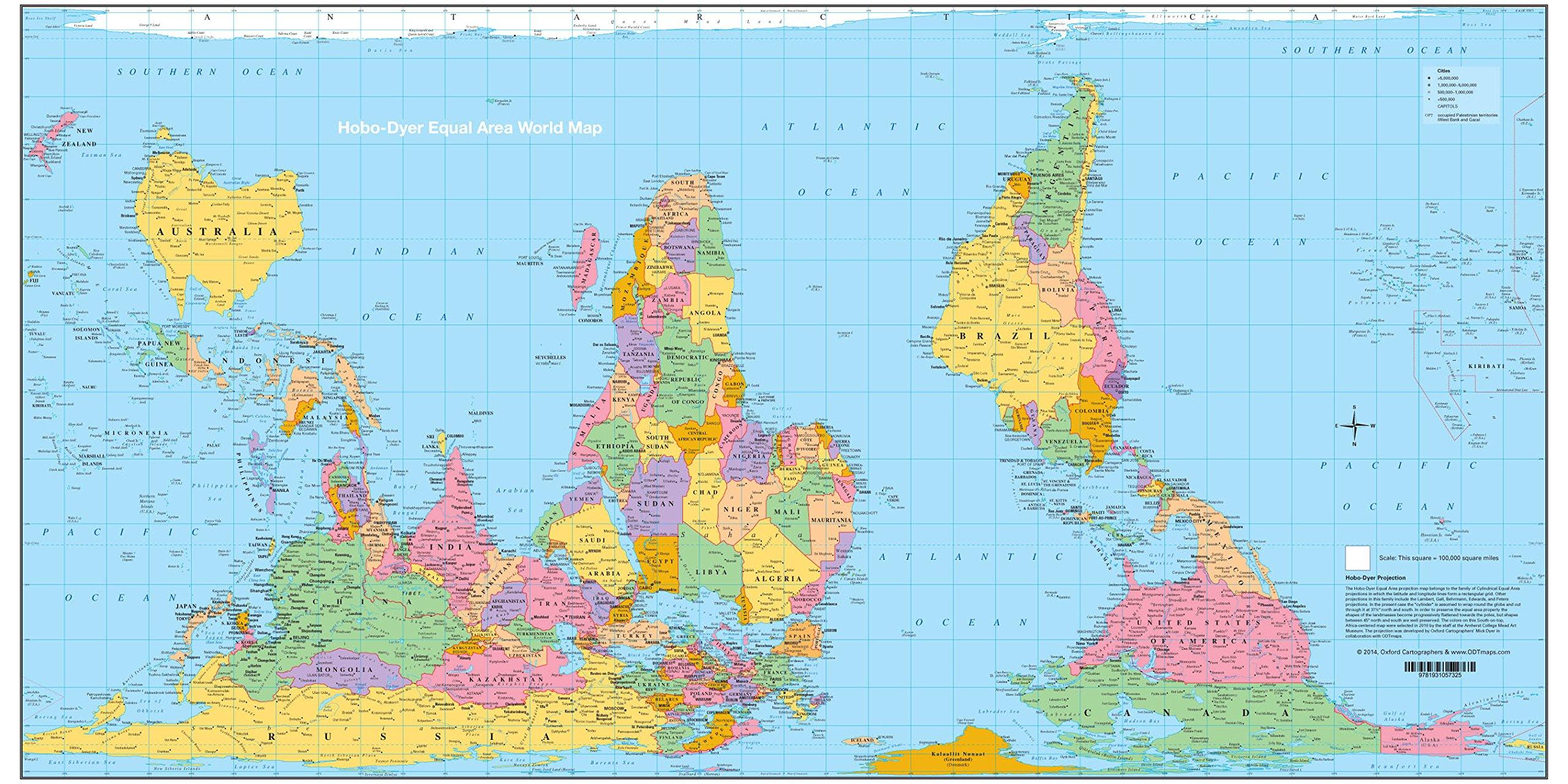 Hobo Dyer Map: Amazon.de: Fremdsprachige Bücher