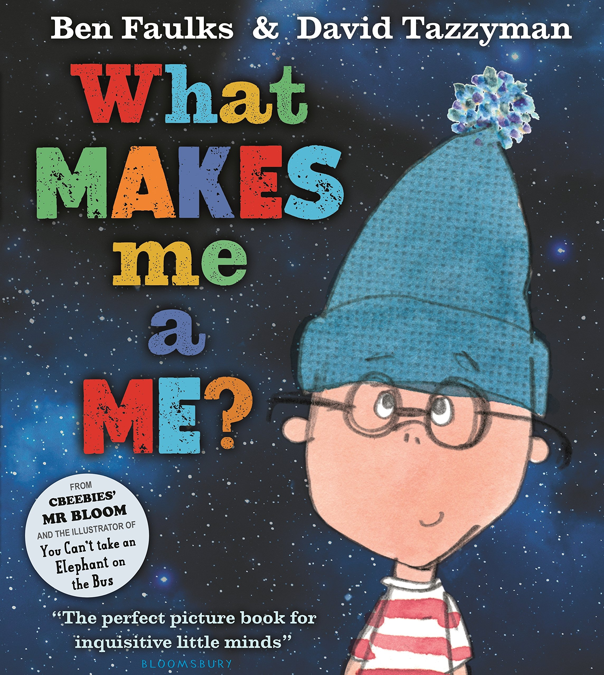 What Makes Me A Me?: Amazon.co.uk: Faulks, Ben, Tazzyman, David:  9781408867259: Books