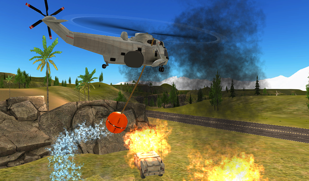 Amazon Com Army Helicopter Marine Rescue Appstore For Android