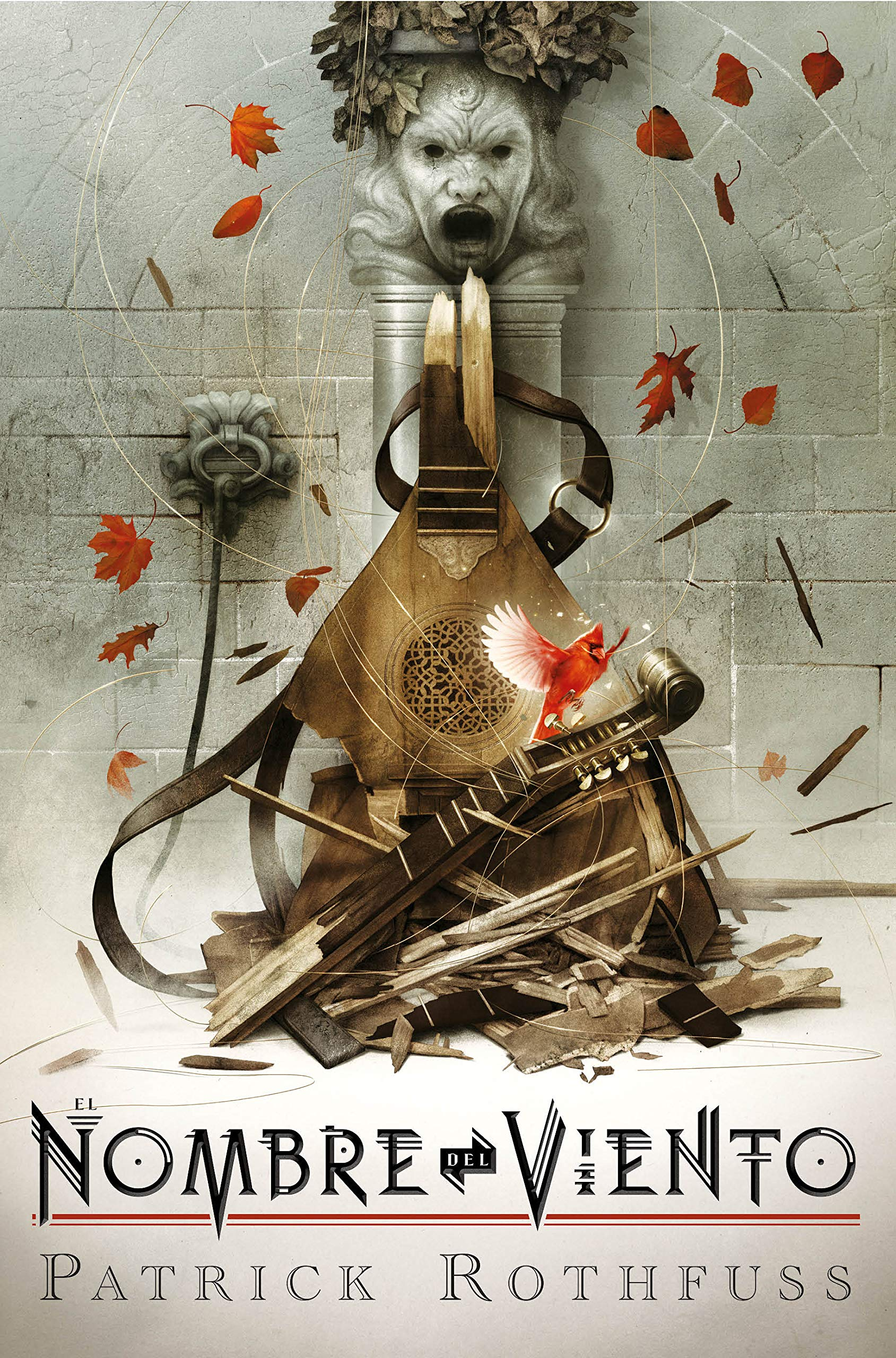 El nombre del viento edición de lujo por el 10º aniversario de la publicación Fantascy: Amazon.es: Rothfuss, Patrick: Libros