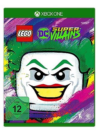 LEGO - DC Super-Villians - Xbox One [Importación alemana]: Amazon ...
